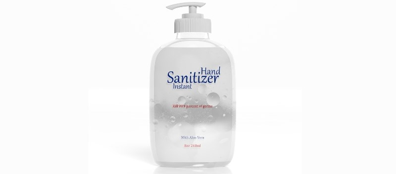 Hand sanitizer ingestion on the rise among children