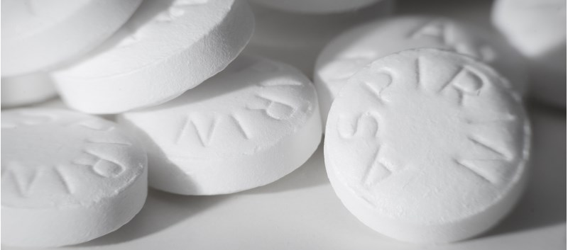 Aspirin Use Doesn't Cut Cancer Incidence in Older T2DM Patients