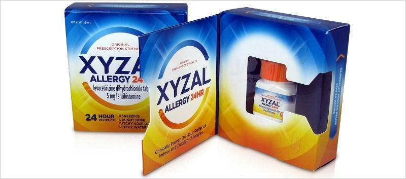 Until the FDA's approval in February 2017, Xyzal was available only as a prescription drug.