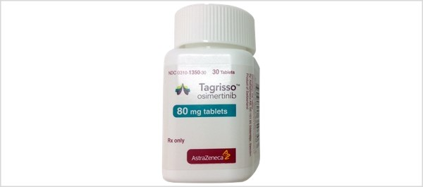 Tagrisso was granted 'accelerated approval' for this indication in 2015