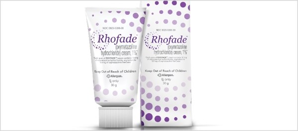 Rhofade Available for Persistent Redness with Rosacea