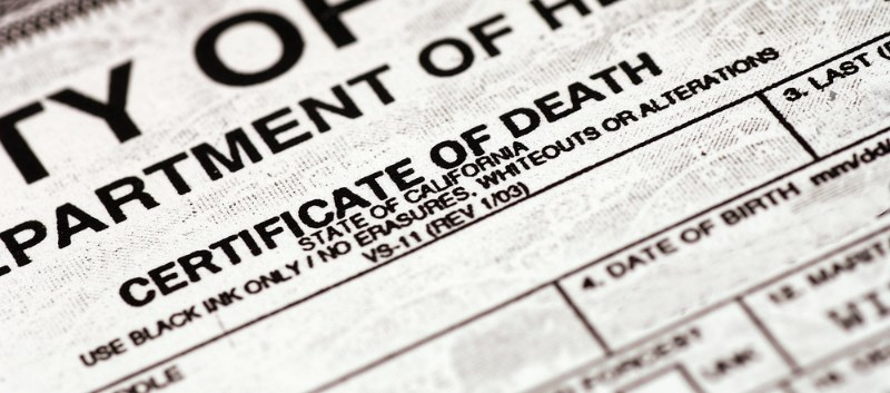 CDC: Prescription Drug Abuse Mortality Rates Skewed by Death Certs