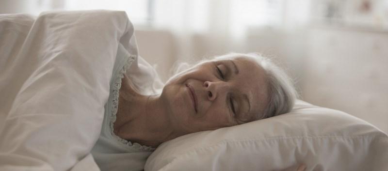 Antimuscarinics for Urge Incontinence Improve Sleep