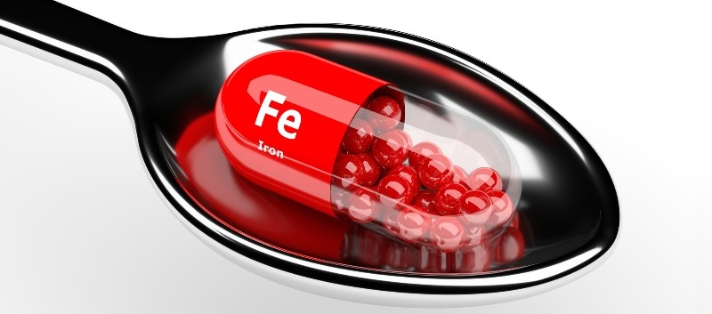 A total of 225 HFrEF patients were included in the study, who received either iron supplementation or placebo