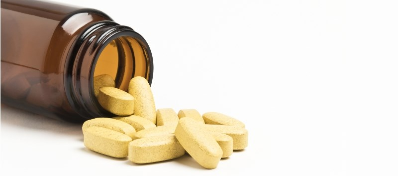 No Consistent Cardiovascular Benefit Seen for Supplements