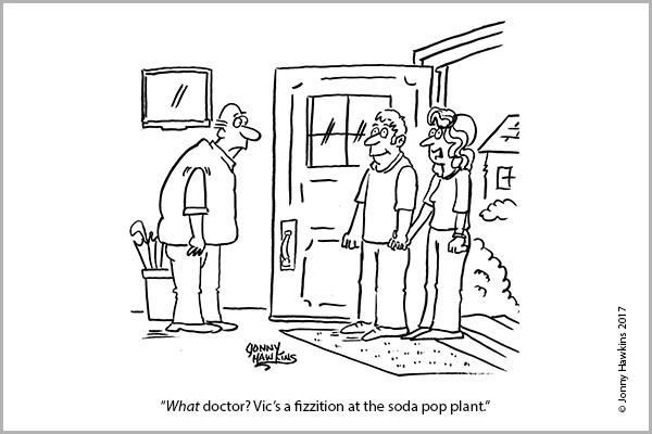 Weekly Cartoon: Monday, June 19