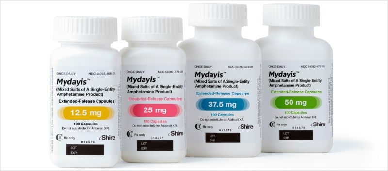 Mydayis Approved for the Treatment of ADHD
