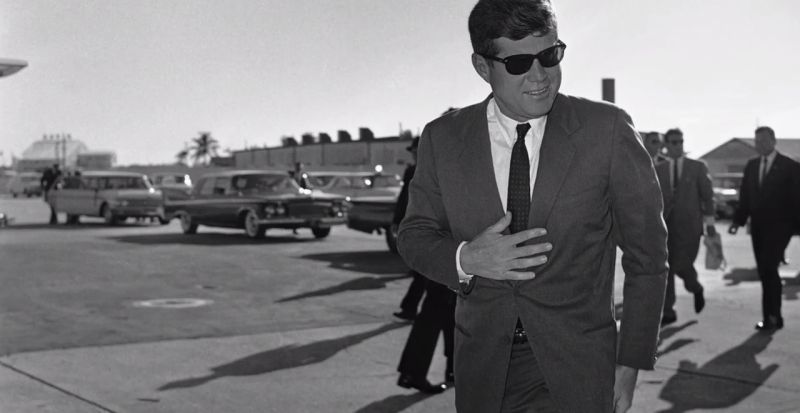 Research Paper Reviews JFK's Chronic Health Issues
