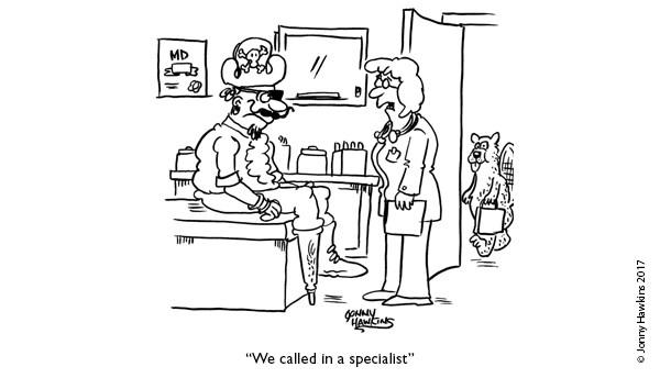 Weekly Cartoon: Monday, July 17