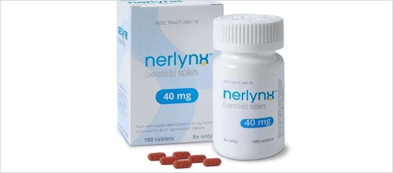 Nerlynx is a kinase inhibitor