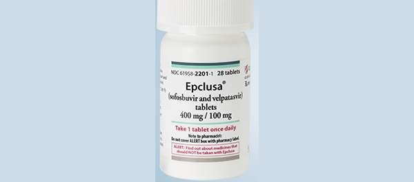 Epclusa labeling has been updated with the recommended dose for patients co-infected with HCV/HIV