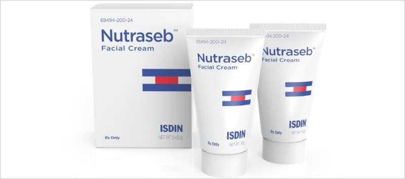Nutraseb is supplied as two 50g  tubes in a single carton