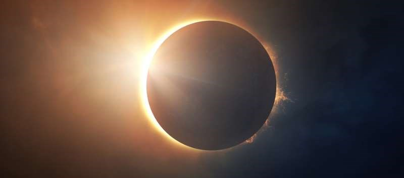 Patient in case study presented three days after viewing solar eclipse
