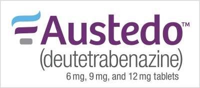 Austedo is a vesicular monoamine transporter 2 (VMAT2) inhibitor
