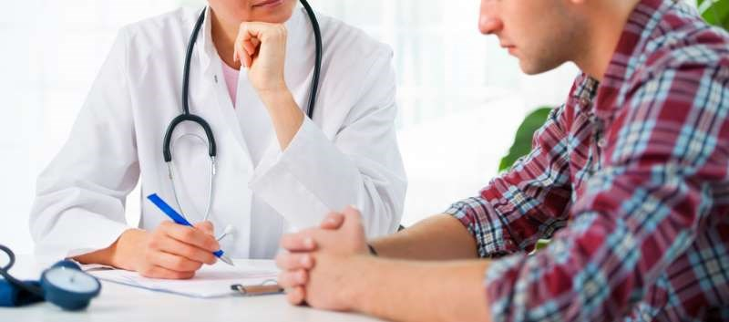 Many physicians feel uncomfortable or not adequately prepared to have sensitive discussions