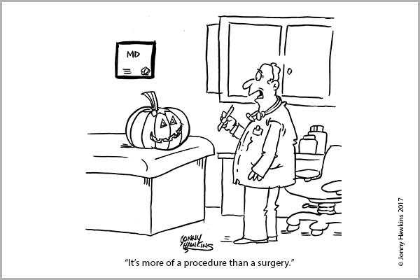Weekly Cartoon: Monday, October 30