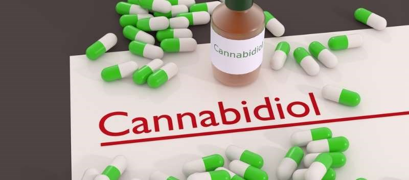 Cannabidiol is associated with a greater reduction in monthly drop seizure frequency versus placebo