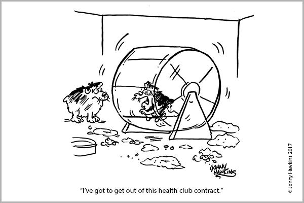 Weekly Cartoon: Monday, November 13