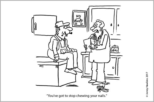 Weekly Cartoon: Monday, November 27