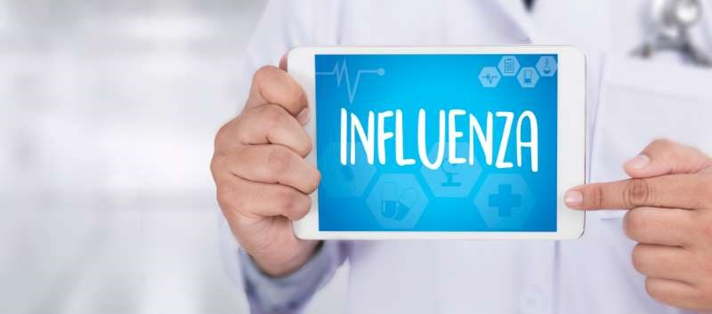 Influenza vaccination is still recommended