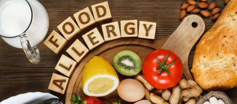 Approximately 30% of people with food allergy are allergic to multiple foods