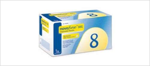 NovoFine 30G 8mm pen needle will be discontinued