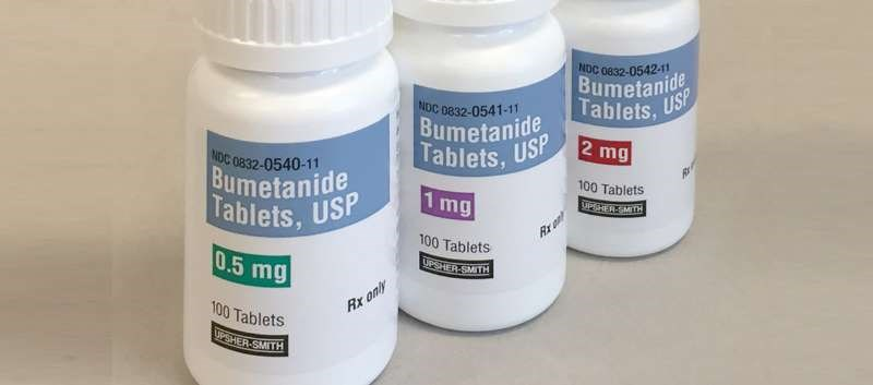 FDA Approves Generic Bumex Tablets
