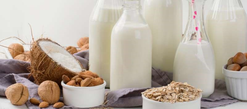 Nutritional Differences, Health Benefits of Milk Alternatives Examined