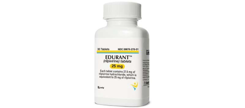 Edurant Dosing Recommendations Updated for Pregnant HIV Patients