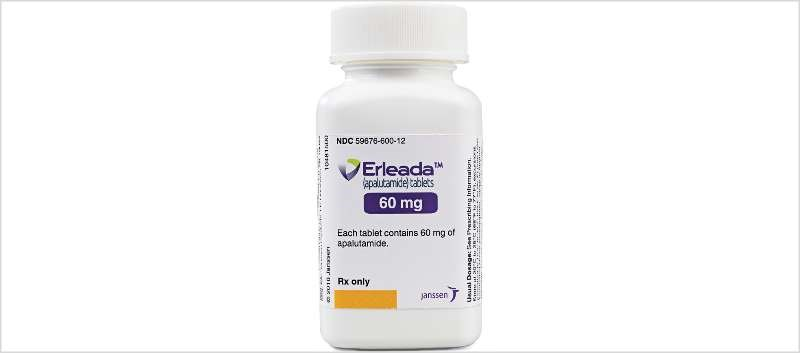 Erleada Approved for Non-Metastatic, Castration-Resistant Prostate Cancer