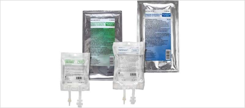 Ready-to-Use Esmolol HCl in Water for Injection Available