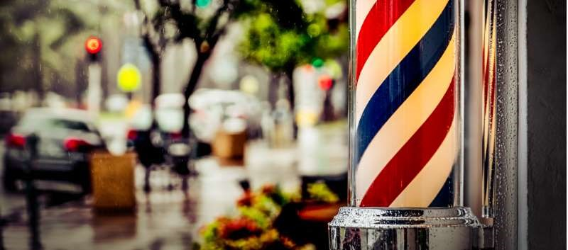 The study recruited 319 men at 52 Los Angeles County barbershops