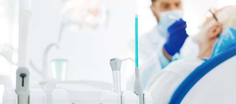 The CDC was alerted in 2016 that there had been multiple dentists with IPF who received care at the same center