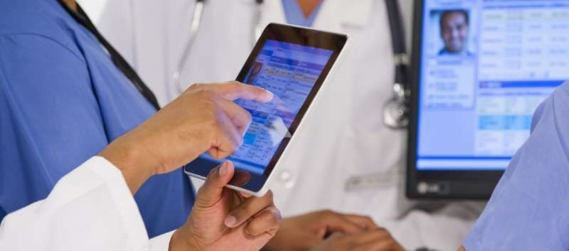Patients regard EHR as positive presence; can be used to engage patients by jointly viewing data