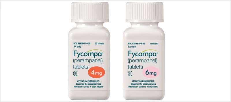 Fycompa sNDA Submitted for Pediatric Seizure Indications