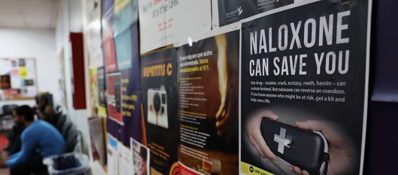 All states have passed laws to increase access to naloxone