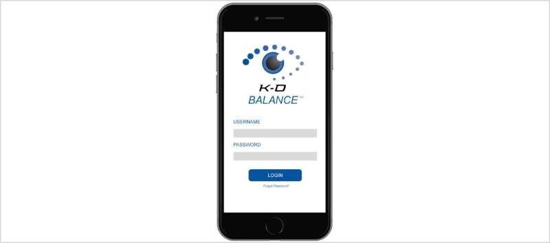FDA-Approved App Allows Clinicians to Objectively Measure Balance