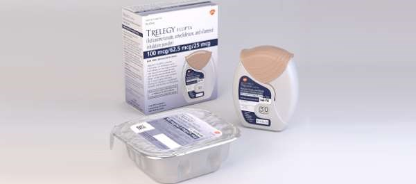 Trelegy Ellipta can now be used to treat a broader population of COPD patients