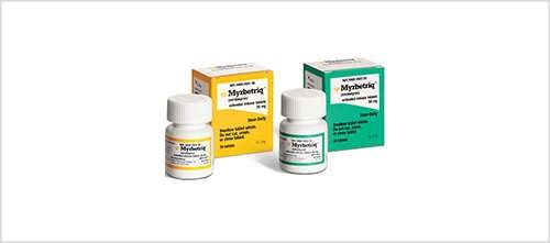 Myrbetriq, a beta-3 adrengeric agonist, is also approved as monotherapy