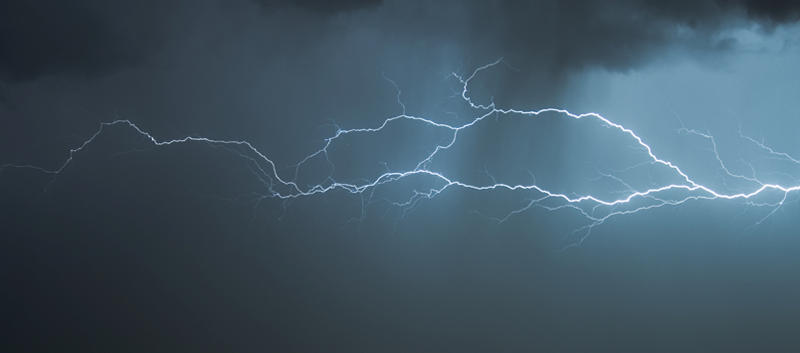 Case report of 66-year-old woman whose implantable pulse generator switched off after lightning strike