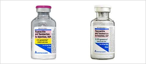 IV Combo Antibiotic Recalled Due to Potential for Decreased Potency