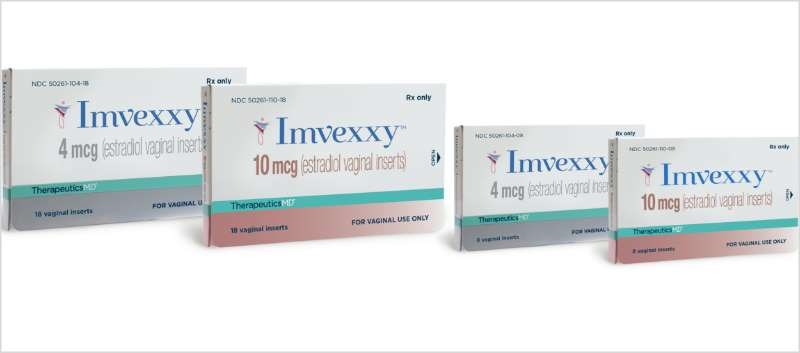 The softgel capsule is administered intravaginally without an applicator