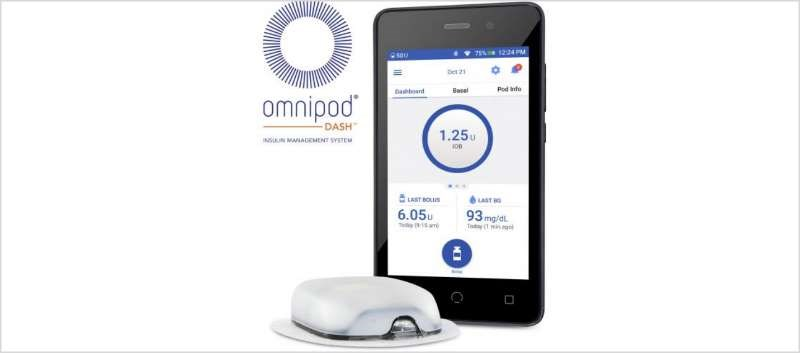FDA Clears Omnipod DASH System for Diabetes Management