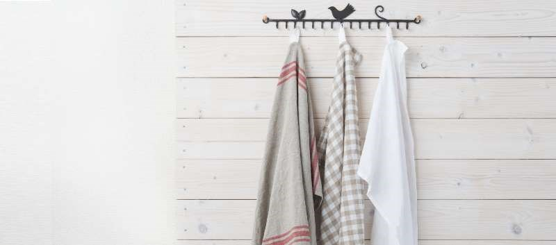 Multipurpose towels have higher colony-forming units; humid towels have higher CFU versus dry ones.