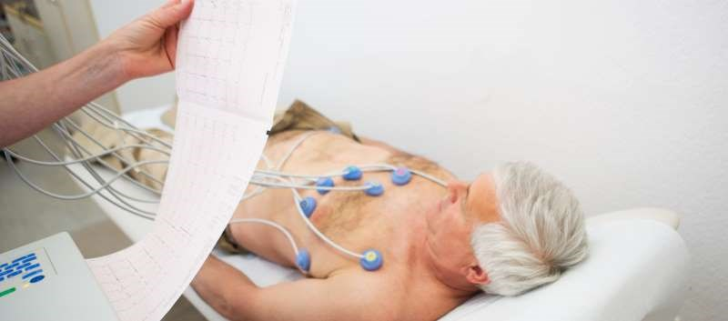 And evidence insufficient to recommend ECG screen for asymptomatic adults at intermediate or high risk.