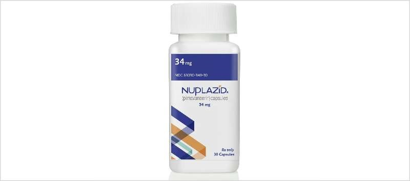 FDA Approves New Nuplazid Formulation, Dosage Strength