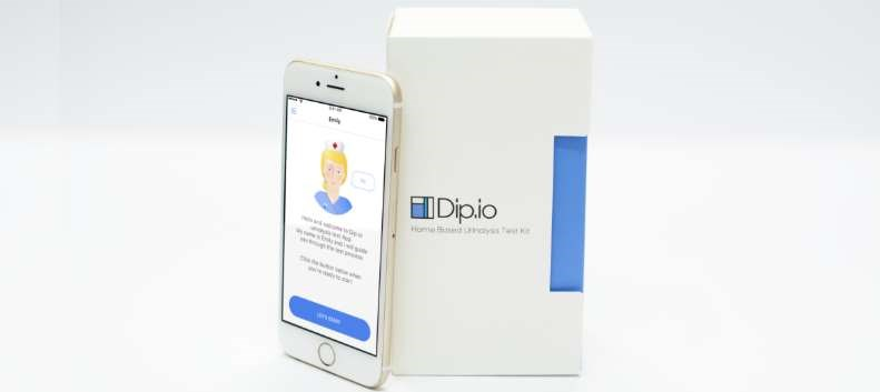 FDA Clears Smartphone-Enabled Urinalysis Kit for Home Use