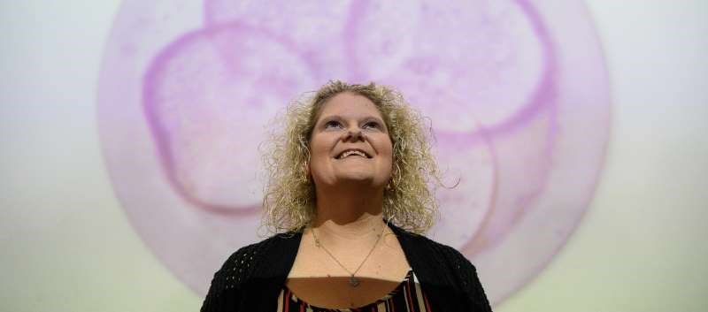 First IVF Baby Louise Brown Turns 40