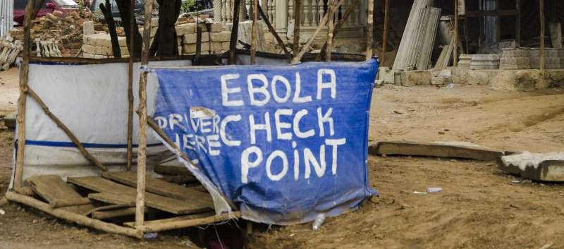 Deaths include 163 confirmed Ebola cases, 35 probable cases.