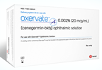 Oxervate Approved for the Treatment of Neurotrophic Keratitis